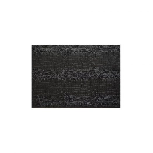 Serving / Mat Placemat Python Black