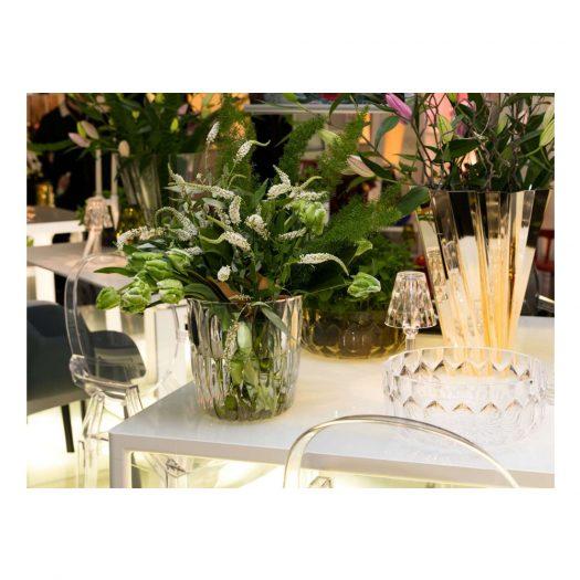 Patricia Urquiola Jelly Vase Bowl Metallic