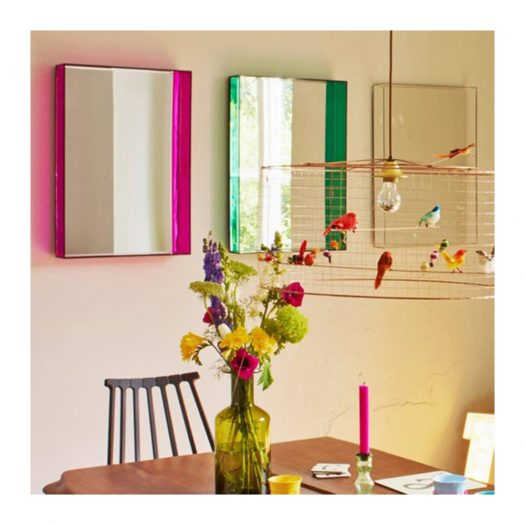 Philippe Starck – Only Me Square Mirror Crystal
