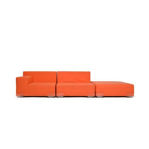 Piero Lissoni – Plastics Pouf 6090