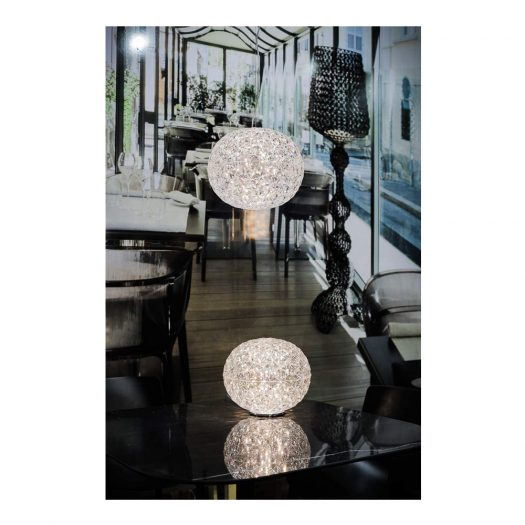 Planet Low Table Light Crystal