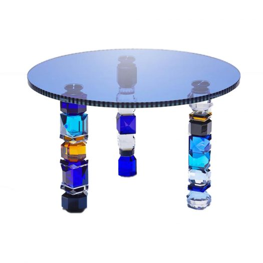 Detroit Crystal Table