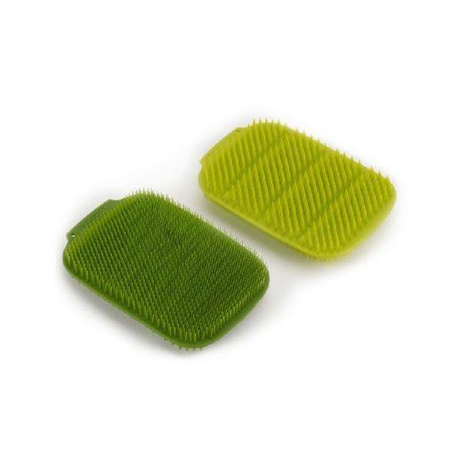 CleanTech Scrubber, Green, Pack of 2