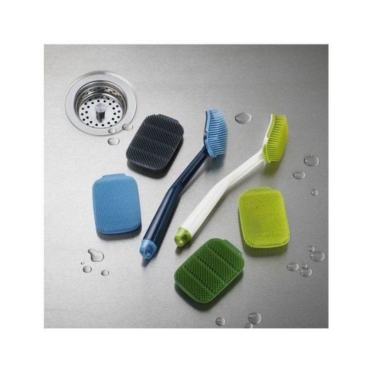 CleanTech Brush, Blue, Set of 2
