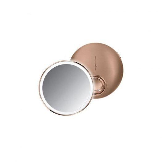 Compact Sensor Mirror, Rose Gold
