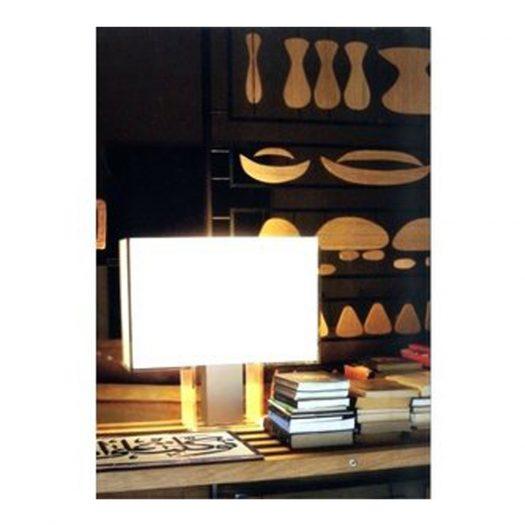 Tati White Table Light Ferruccio Laviani