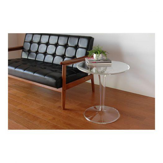 Tip Top Side Table Crystal