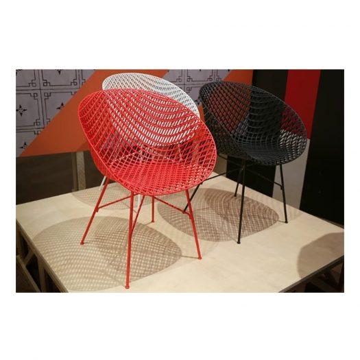 w Tokujin Yoshioka Smatrik Outdoor Chair