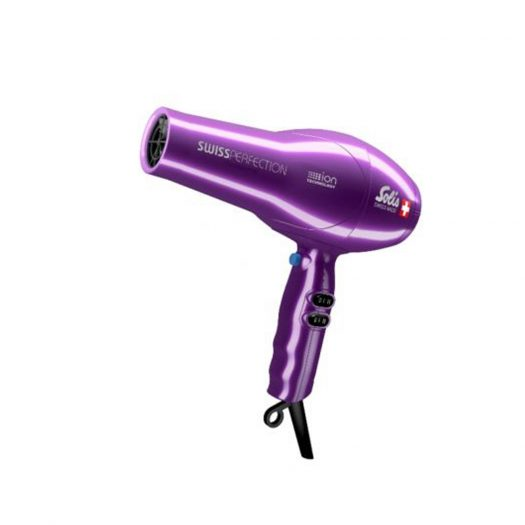 Swiss Perfection Hair Dryer, Violet