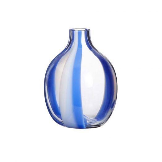 Singleflower Blue Vase N. 1