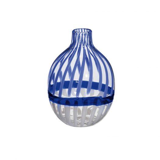 Singleflower Blue Vase N. 2