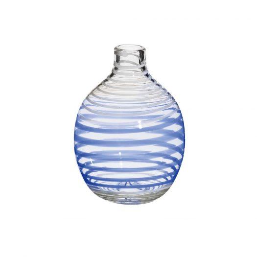 Singleflower Blue Vase N. 3