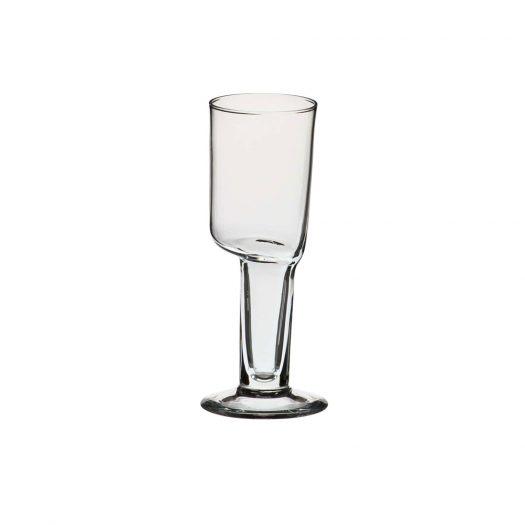 Asymmetric Liquor Glass