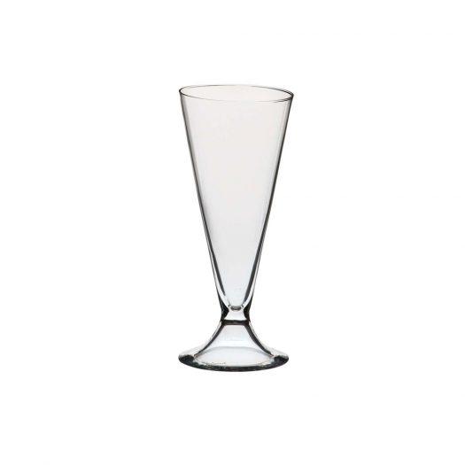 Oval Wine Glass