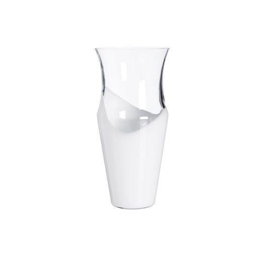 Monocromo White Vase