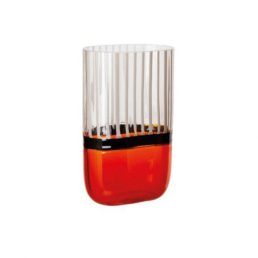 I Piccoli Orange Vase Limited Edition