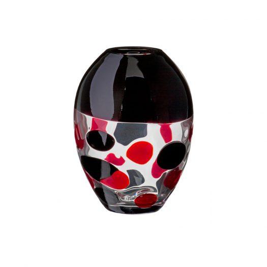I Piccoli Black Vase Limited Edition