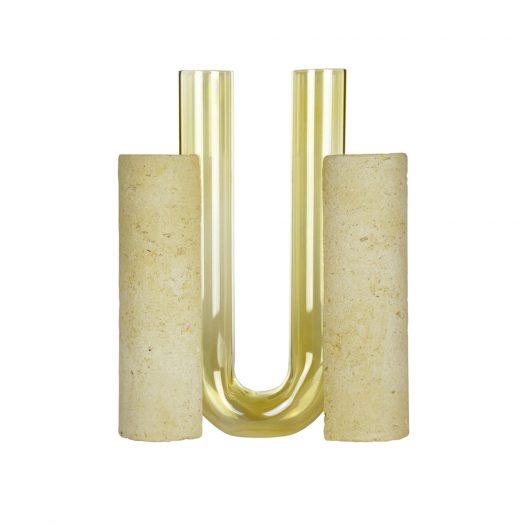 Cochlea dello Sviluppo Yellow Vase