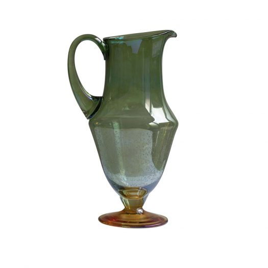 Green Torcello Pitcher