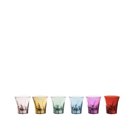 Club Set of 6 Water Glasses