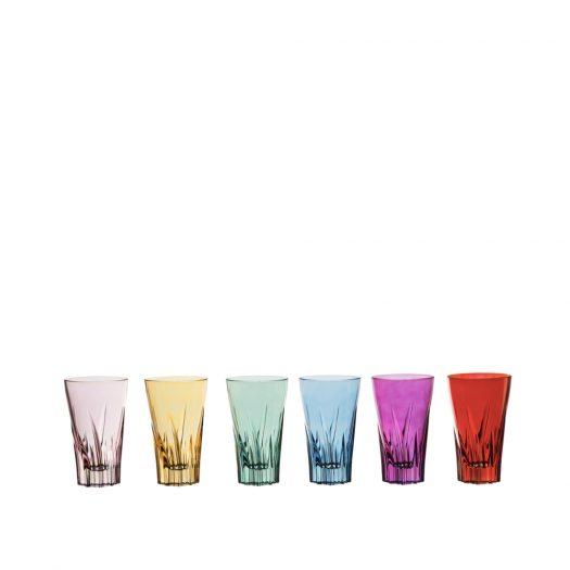 Club Set of 6 Glasses