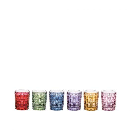Manhattan Set of 6 Water Glasses