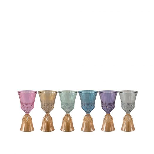 Canaletto Set of 6 Water Glasses