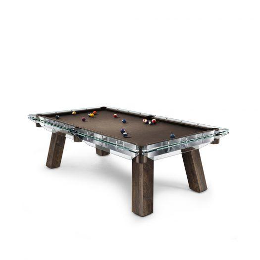 Filotto Wood-Edition Billiard Table