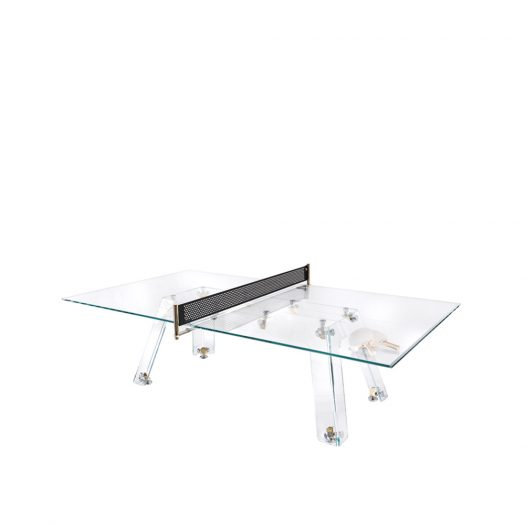 Lungolinea Premiuim Gold Edition Ping-Pong Table