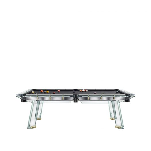 Filotto Billiard Table - Golden Edition