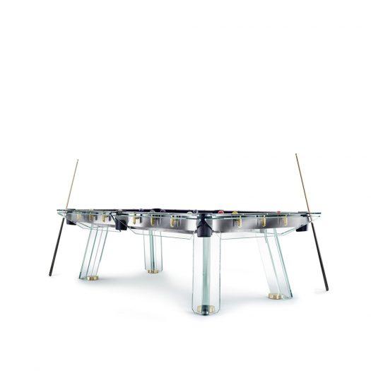Filotto Billiard Table – Golden Edition