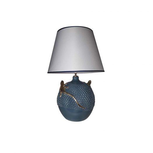 Lucertole Pale Blue Table Lamp