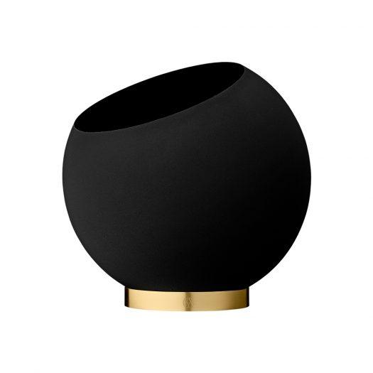 Globe Flower Pot