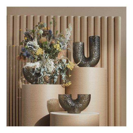 Arura High Glass Vase