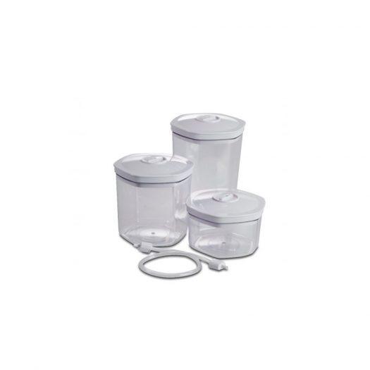 Vacuum Packing Hexagonal Packs, 3 packs