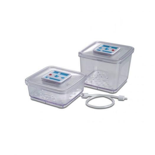 Vacuum Packing Square Packs, 2 Packs