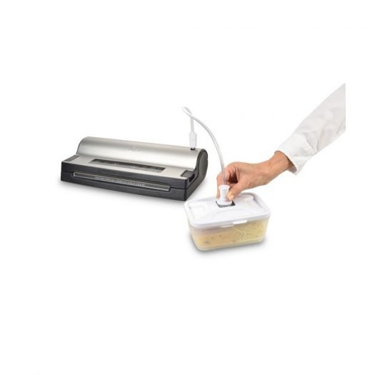 Vacuum Packing Lunch Box, 2 Boxes, 600 ml