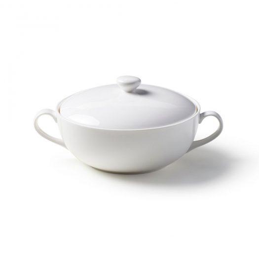 Soup Bowl w/ Cover