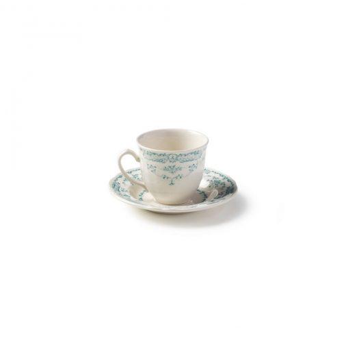 Tea Cup w/ Saucer