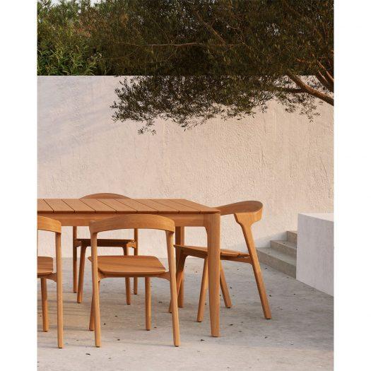 Teak Bok Outdoor Dining Table