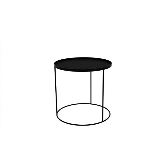 Round Tray Side Table