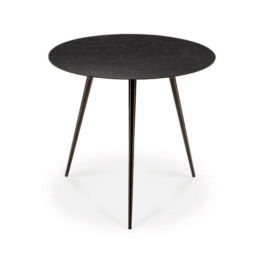 Luna Coffee Table - Lava Black