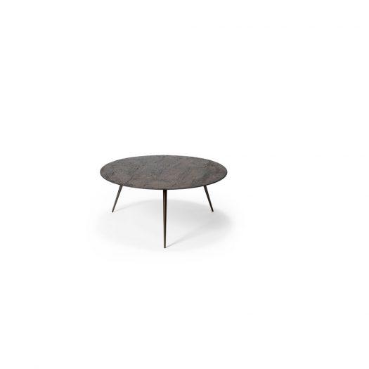 Luna Coffee Table - Lava - Whisky