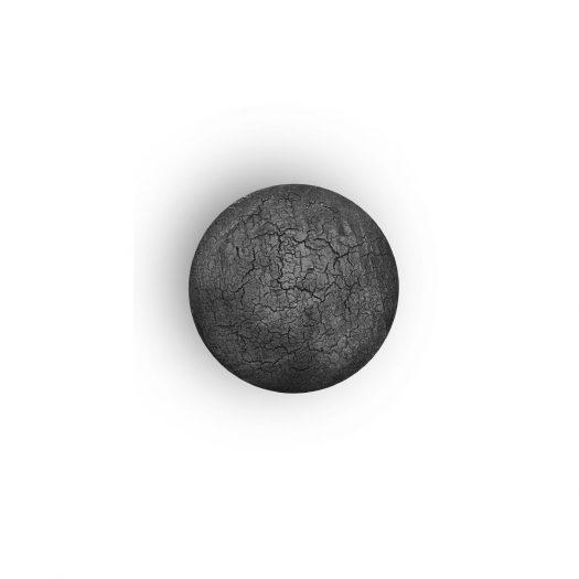 Celeste Side Table – Lava – Black