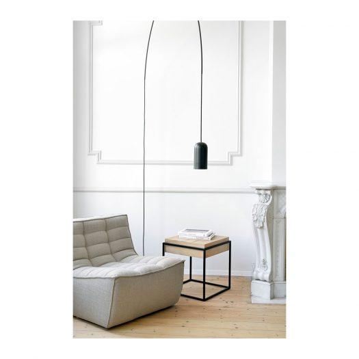 Oak Monolit Side Table