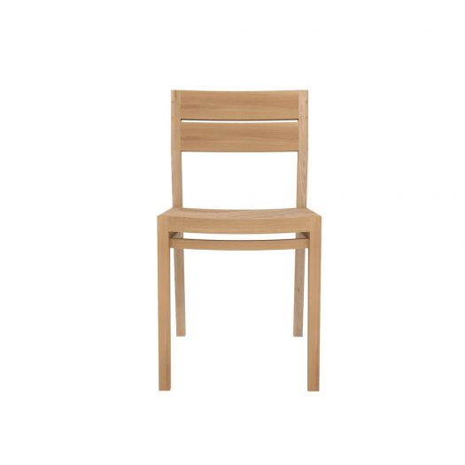 Oak Ex 1 Dining Chair - Contract Grade
