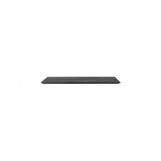 Oak Black Table Top - For Bok Adjustable Desk
