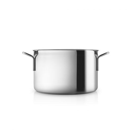 Pot 6.5L 24cm Stainless Steel