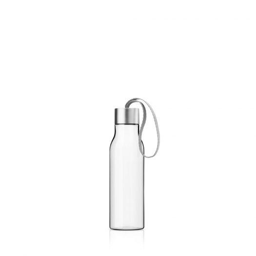 Drinking Bottle 0.5L Marble Grey