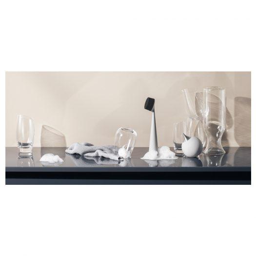 Soap Dispenser Marble Grey